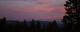 Kings Canyon Sunset - June 2, 2016