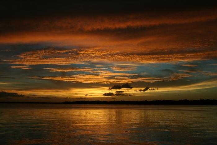 Sunsets 2007-8