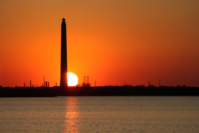 Sunsets and Sunrises,  2009-10