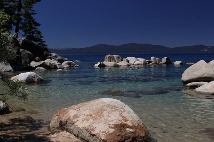 Lake Tahoe – July, 2012