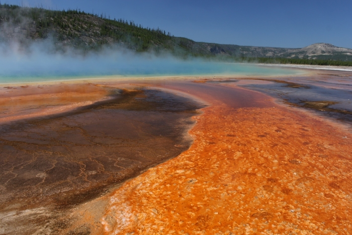 Yellowstone and Grand Tetons Nat Parks – Sep 2012