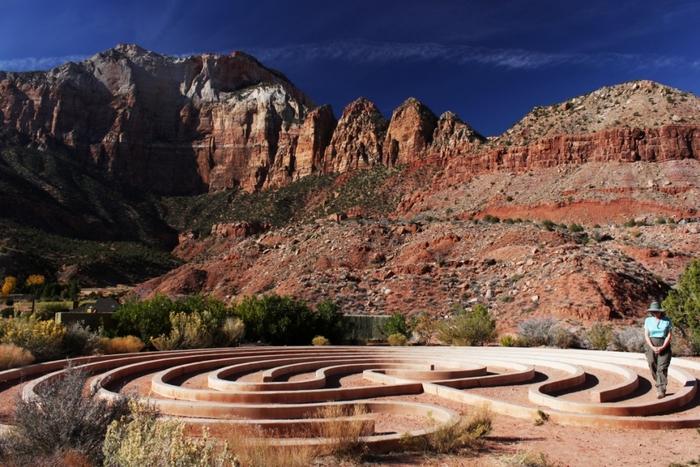 Zion Narrows and Snow Canyon – Nov, 2012