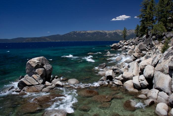 Lake Tahoe – Jul, 2013