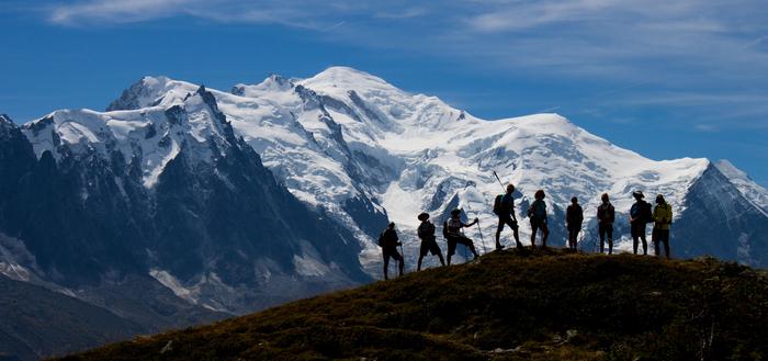 Tour du Mont Blanc – August 2015
