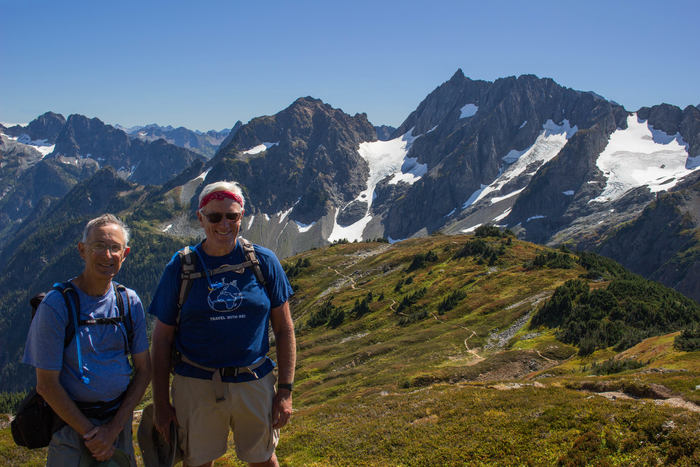 Washington and Oregon Hiking, 2017
