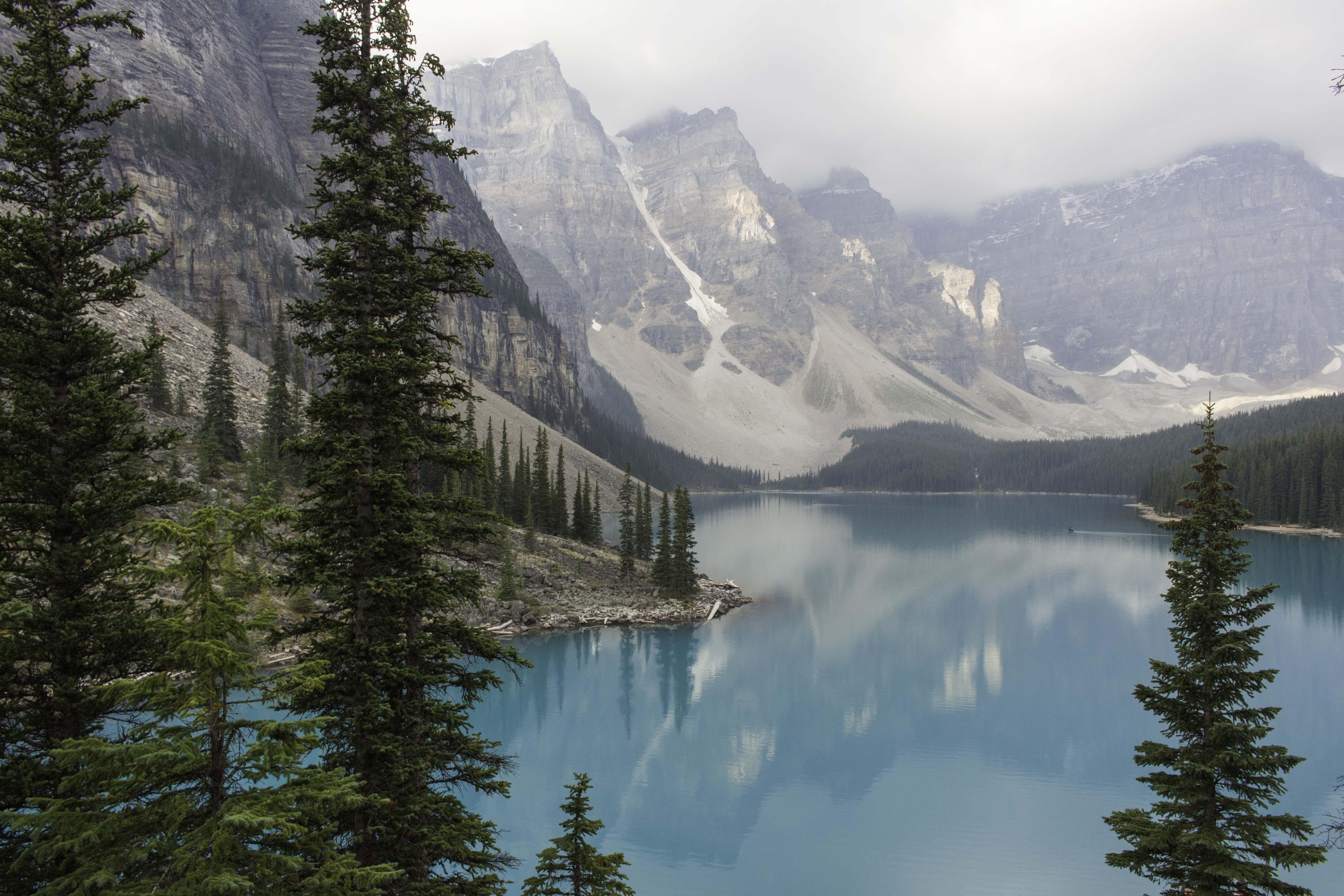 Canadian Rockies, Aug-Sept 2018