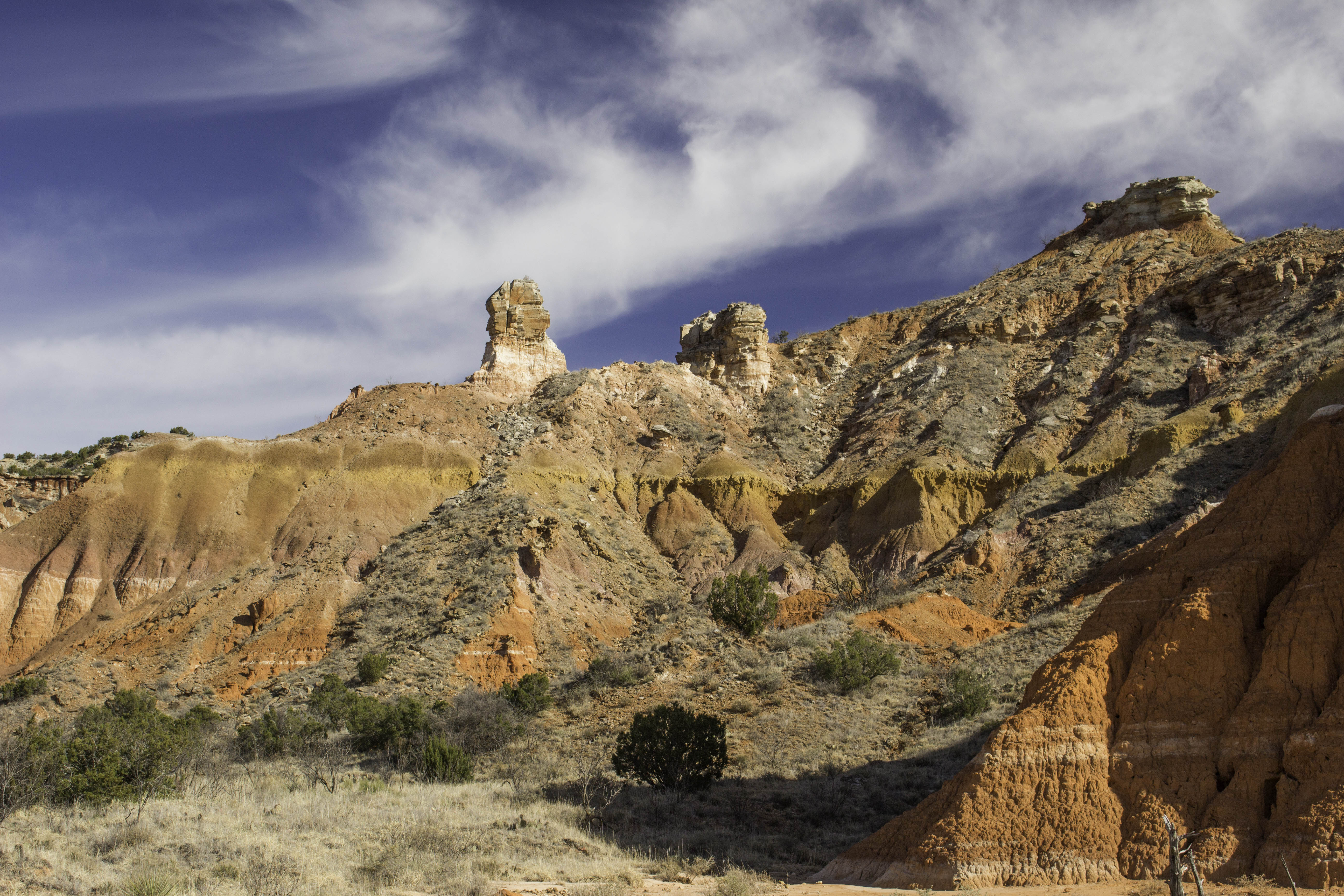 Palo Duro Canyon St Park, March 2019
